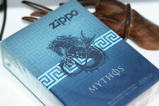 New Men's Zippo Mythos Men's Perfume Cologne 75 ML 2.5 OZ Pour Homme Spray NIB
