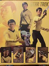 Mezco Star Trek SULU Collective Action Figure Mezco One:12
