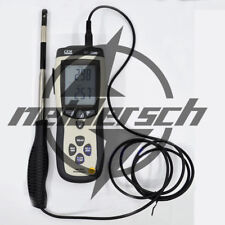 Hot Wire Thermo-Anemometer Temperature Tester DT-8880 Air Flow Velocity Meter