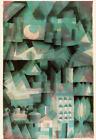 5x7 Print - Dream City - Paul Klee (1921)
