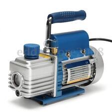 1L 3CFM 150W 2Pa Rotary Mini Vane Vacuum Pump For HVAC AC R134a Air Conditioning