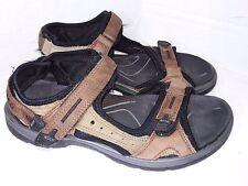 ECCO Sport Yucatan Sandal Brown EU 41 Womens Size 10
