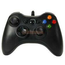 New Microsoft Xbox 360 Black Game Remote Controller for PC Computer Window7 US