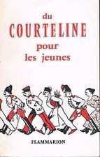 Du courteline Pour Les Jeunes  Flammarion