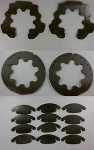 Aftermarket FITS Sequoia cup holder inserts 1st 2nd 3rd row FULL set