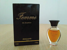 Femme Rochas Rochas for women 3 ml EDP MINI MINIATURE PERFUME FRAGRANCE New