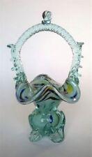 Murano Sommerso Vase Italian Art Glass