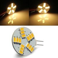 G4 4W Ampoule Lampe 15 LEDs 5630 SMD Light Blanc Chaud 3000K AC/DC 12V