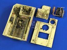 Verlinden 1/35 M113A1 APC Full Interior Set (incl. Engine) (Academy Tamiya) 2731