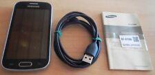 Samsung  Galaxy Trend Lite GT-S7390 - 4GB - Midnight Black (Ohne Simlock) Smartp