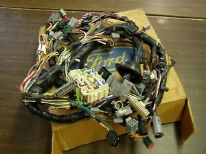 NOS OEM Ford 1989 Lincoln Mark 7 Under Dash Wiring Harness VII