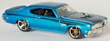 Hot Wheels 2010 Muscle Mania '70 Buick GSX Blue R7508