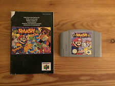 N64 - Super Smash Bros. für Nintendo 64 mit Booklet