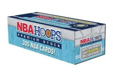 (2) 2020 NBA Hoops Premium Stock Complete Set 305 Cards W/ Inserts Sealed Box
