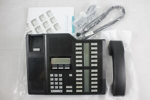 Lot of 10 Remanufactured Nortel M7324 LCD Display Multi-Line Office Phones