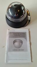Security Cameras Mitsubishi 3 -AXIS Plastic Dome Color  NEW in Box  Sale 90% off