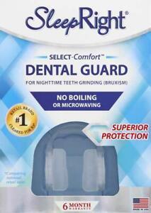 SleepRight Select No-Boil Dental Guard – Sleeping Teeth Guard – Mo