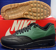 Nike Air Max 1 VT QS Gorge Green Black SZ 7.5 ( 831113-300 )