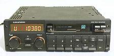 GRUNDIG WKC 3905 RDS REVERCE RADIO  RDS CASSETTE AUTORADIO