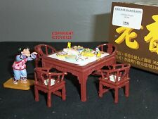 KING AND COUNTRY HK186G STREETS OF OLD HONG KONG CHINESE FORBIDDEN DELIGHTS SET