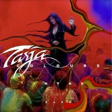 TARJA - COLOURS IN THE DARK  CD  10 TRACKS METAL/HARDROCK/ROCK  NEU