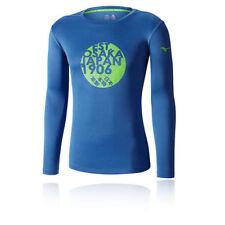 Abbiglimento sportivo da uomo blu Mizuno