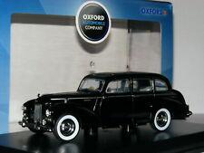 Oxford Diecast HPL003 Humber Pullman Limousine King George VI Black 1/43
