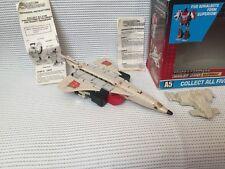Transformers AERIALBOTS Superion Silverbolt Fionda Skydive incursione CASSE