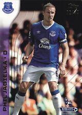 2015 Topps Premier Gold Phil Jagielka (Everton) Purple 02/50