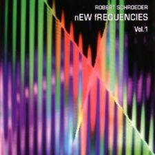 CD NEU Robert Schroeder New Frequencies New Age Electronic Album
