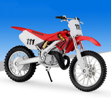 Maisto 1:18 Honda CR250R Motorcycle Bike Model