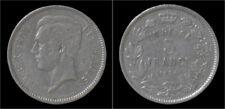 Albert I 5 frank (1 belga) 1931 FR-pos A