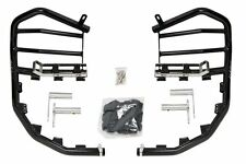 TRX 450R  Nerf Bars  Pro Peg  Heel Gaurds  Alba Racing  Black Red 218 T5 BR