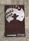 HOPALONG CASSSIDY  WESTERN COWBOY OUTFIT  BOX LID  PRINTING PLATE  C. 1950