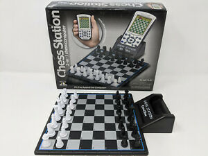 REPLACEMENT Magnetic Board + Pieces ONLY Excalibur Electronic Chess Station 975