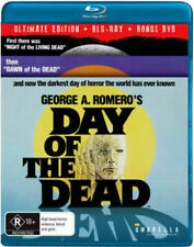 Day Of The Dead -Ultimate Edition + dvd  (BLU RAY) Region free - sealed