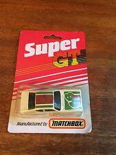 Matchbox MB-54b Super GT Ford Capri - Sealed Blister Pack