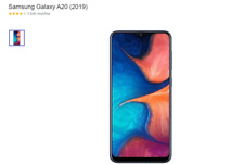New Samsung A20