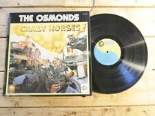 THE OSMONDS CRAZY HORSES LP 33T VINYLE EX COVER EX ORIGINE FR 1972