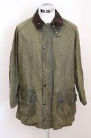 BARBOUR GAMEFAIR 44IN/112CM vintage jacket giubbino giubbotto coat E768