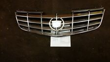 Cadillac DTS grill 06 07 08 09 10 11 chrome without adaptive cruise control