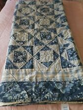 LAURA ASHLEY VINTAGE QUILT,  pre-owned, full size