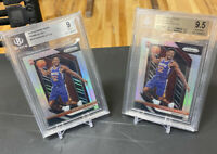 2018-19 Panini SILVER Prizm DEANDRE AYTON #279 RC Rookie BGS GEM MINT 9.5 and 9