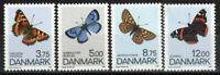 Denmark Stamp - Butterflies Stamp - NH