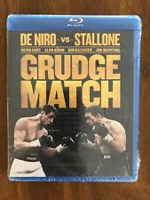 Grudge Match (Blu-ray Disc, 2014) NEW