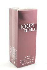 (GRUNDPREIS 166,33€/100ML) JOOP THRILL FOR MEN 30ML EAU DE TOILETTE SPRAY