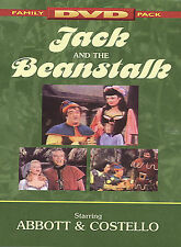 DVD Jack And The Beanstalk  - Free Shipping