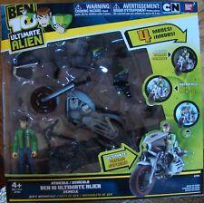Ben 10 Ten Ultimate Alien Vehicle Ben's Motorcycle new