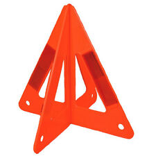 """HAWK ST-3D - (3) Three Dimensional Reflective Safety 9"""" high Triangles"""