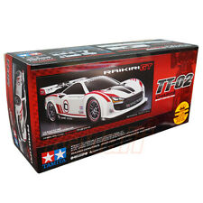 Tamiya 1/10 TT02 4WD On Road Raikiri GT EP w/ ESC Motor RC Cars Touring #58626